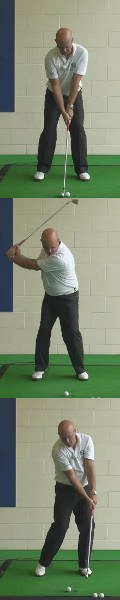 What is a Compact Golf Swing?