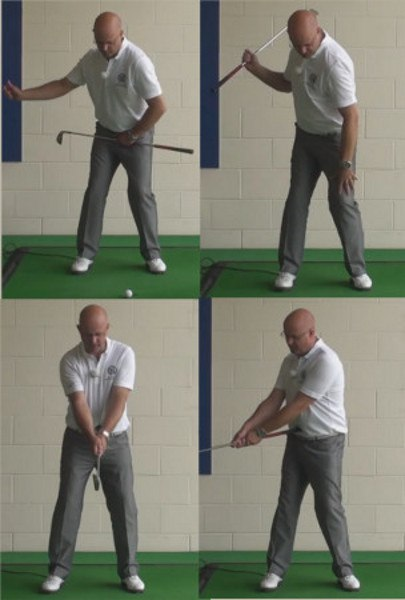 More Power Drills Like Snap Front Knee at Impact