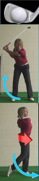 Tee Height for Iron Shots
