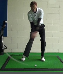 Fast Downswing - Hip Turn Generates More Head Speed