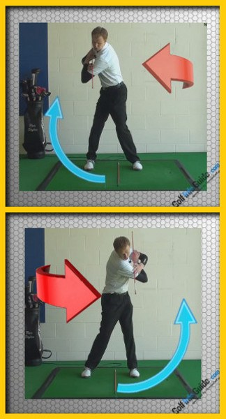 How to Move Your Hips in the Downswing