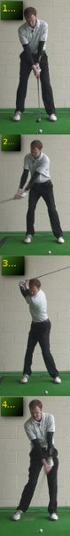 Speed Comes Gradually in Golf