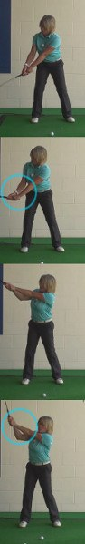 Best Position to Start Wrist Hinge During Backswing