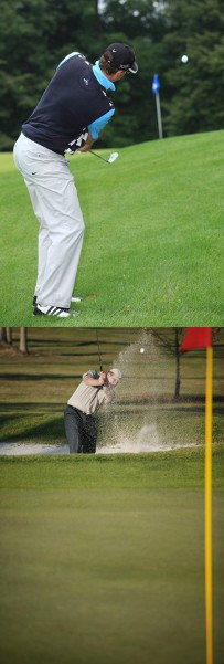 Beginner Golf Tip – Chipping