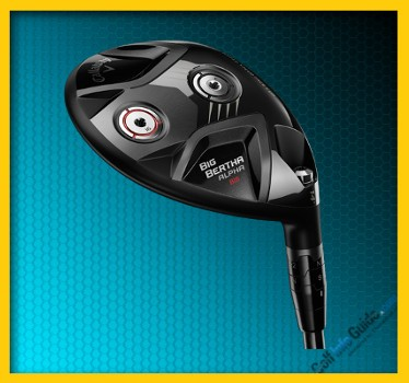 Callaway Big Bertha Alpha 816 Fairway Woods Review