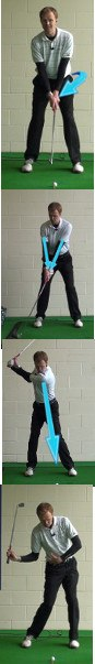 Muscle Bound Golfers – Swing Involves More than Arms