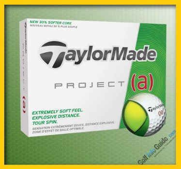 TaylorMade New 2016 Project (a) Golf Ball