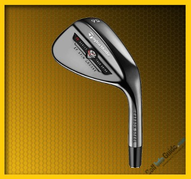 TaylorMade Tour Preferred EF Wedge, Tour Preferred EF Wedge KBS 610 Black