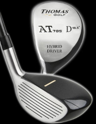 Thomas Golf Left AT 705 Hybrid Driver Review