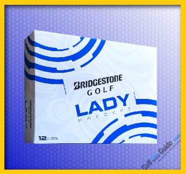 Bridgestone Lady Precept 2016 Golf Ball Review