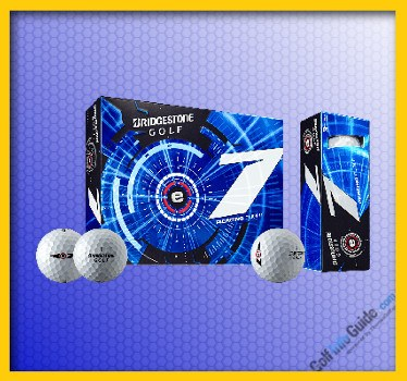 Bridgestone e7 2016 Golf Ball Review