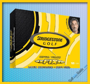 Bridgestone xFIXx 2016 Golf Ball Review