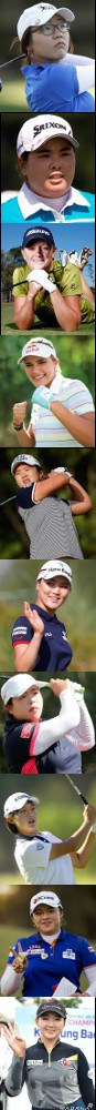 LPGA January/February Recap, Rolex World Rankings & US Solheim Cup Standings