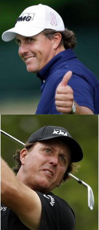Mickelson, Middle Age & the March for More Majors