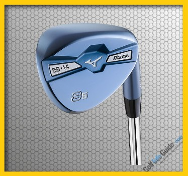 Mizuno S5-BLUE Wedge Review