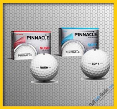 Pinnacle Rush And Pinnacle Soft Golf Ball Review
