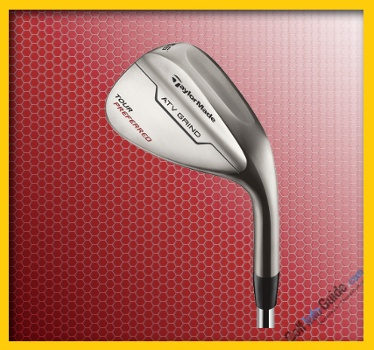TaylorMade Golf TOUR PREFERRED ATV Grind WEDGE Review