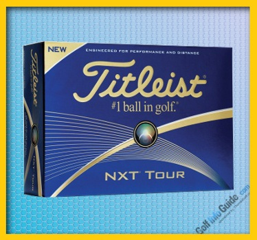 Titleist NXT Tour 2016 Golf Ball Review