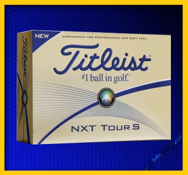 Titleist NXT Tour S 2016 Golf Ball Review