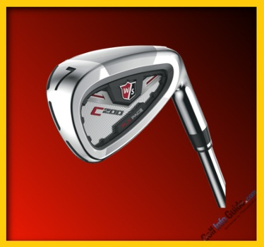 WILSON STAFF C200 IRONS Review