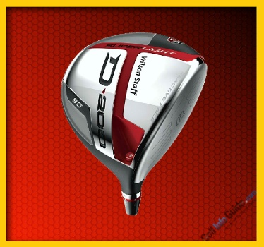 WILSON STAFF D200 DRIVER Review
