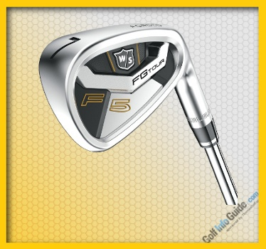 WILSON STAFF FG TOUR F5 Irons Review