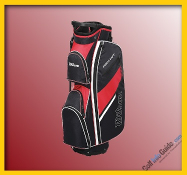 WILSON STAFF PROSTAFF CART BAG Review