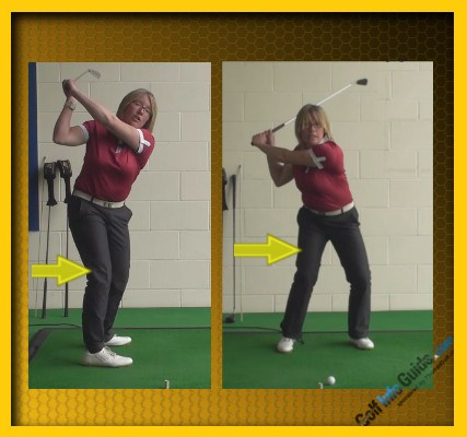 The Back Leg in the Backswing