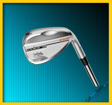 New line of Cobra King Wedges have hit the market