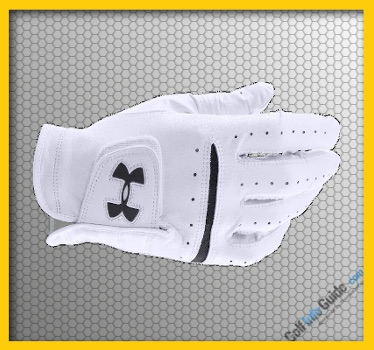 Under Armour have stepped up their golf glove game for 2016