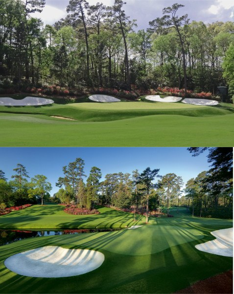 Augusta National's Front Nine:  An Appreciation