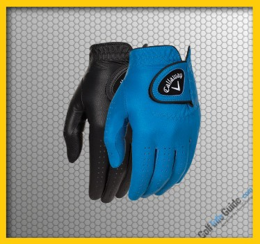 Callaway Opticolor Black and Blue Gloves Review