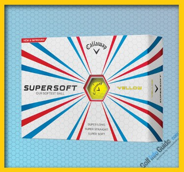 Callaway Supersoft Yellow Golf Ball Review