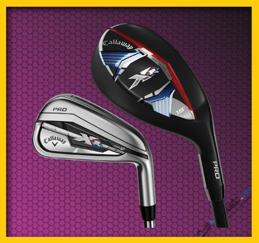 Callaway XR Pro Irons/Hybrids Combo Set Review