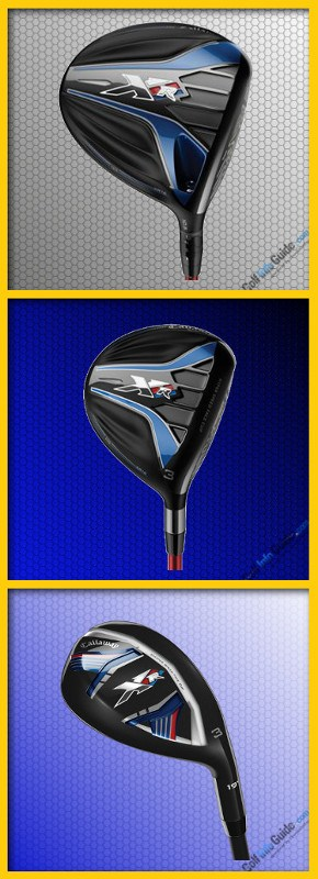 Callaway XR Series-Driver/Fairway wood/Hybrid