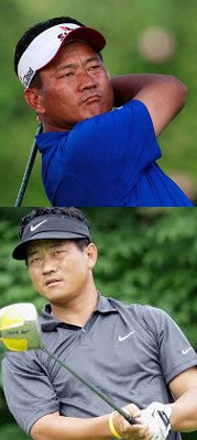 K.J. Choi – Pro Golfer Swing Sequence
