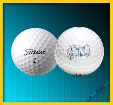 Titleist Custom Golf Balls Review