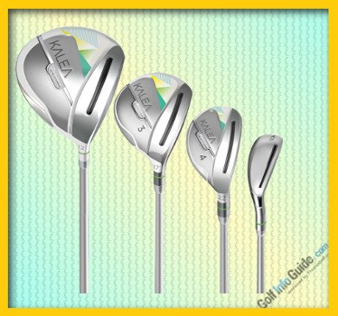 TaylorMade KALEA LADIES 10 Piece Set Review