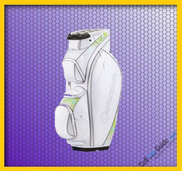 TaylorMade KALEA LADIES Cart Bag Review
