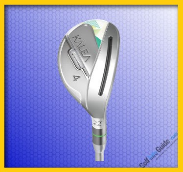 TaylorMade KALEA LADIES Rescue Review