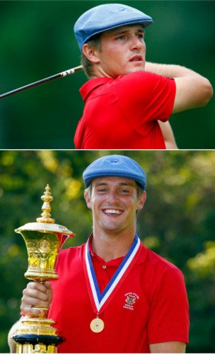 The Mad Scientist:  Bryson DeChambeau