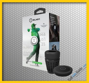 Blast Motion - Blast Golf Replay Motion Sensor Review