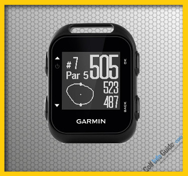 Garmin Approach G10 GPS Review