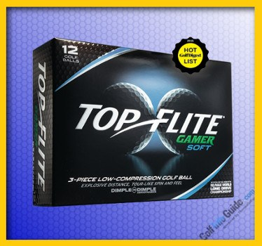 Top-Flite Gamer Soft golf ball