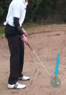 How and When to Open the Sand Wedge on Bunker Shots
