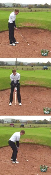 How to Open Your Sand Wedge Properly