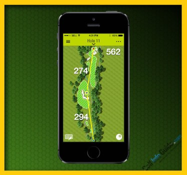 SkyCaddie Mobile GPS Review
