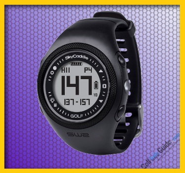 SkyCaddie SW2 GPS Watch Review
