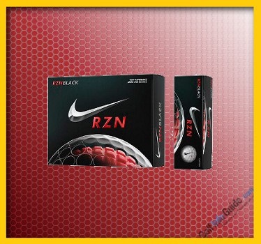 NIKE RZN TOUR BLACK Top Rated GOLF BALL Review