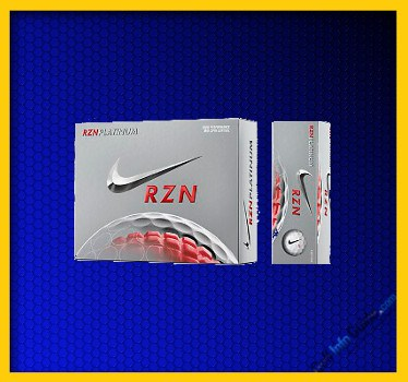 NIKE RZN TOUR Platinum Top Rated GOLF BALL Review